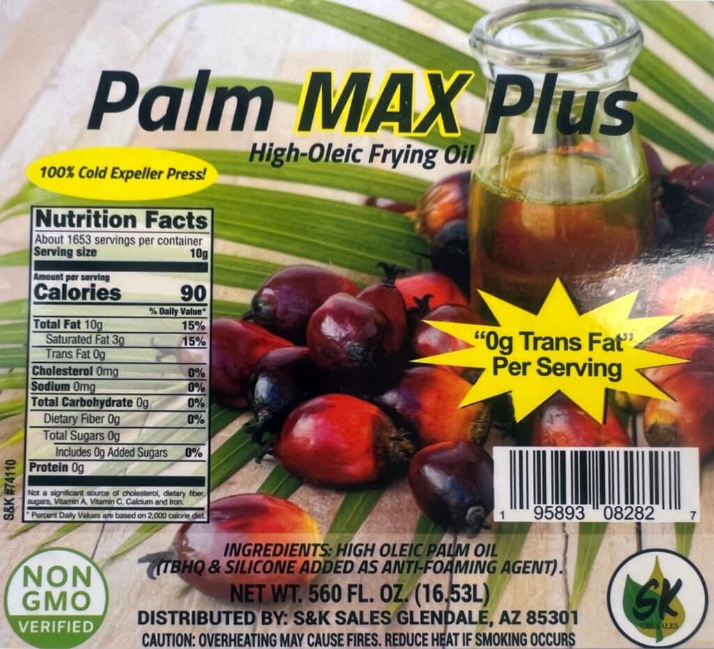 Palm MAX Plus