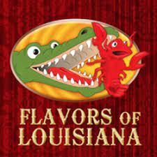 Flavors of Louisiana Logo