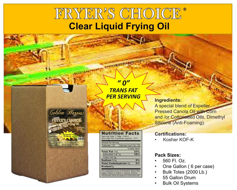 Fyers Choice Oil