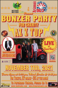 A Bonzer Party For Charity